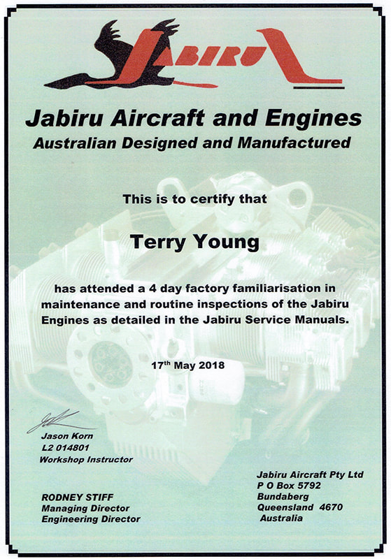 Jaibiru UL Engines - Mobile Mechanical Services